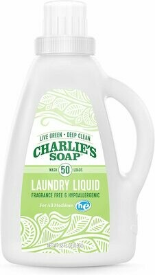 Charlie's Soap Laundry