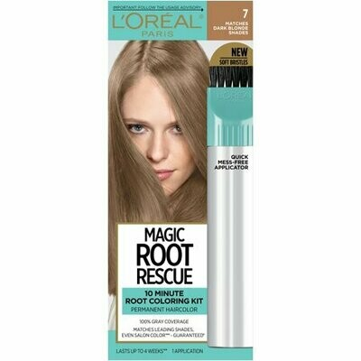 Root Rescue Permanent Hair Color