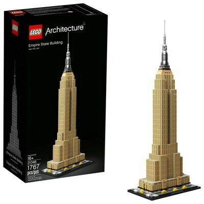 Empire State Building Lego
