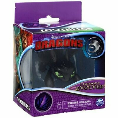HTTYD Toothless Figure