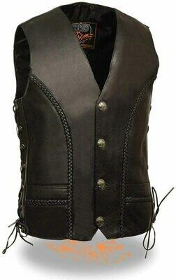Milwaukee Leather ML1359 Vest