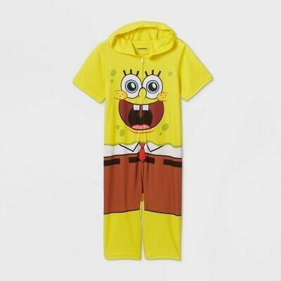 SpongeBob SquarePants Pajama Romper - Small R:16.99