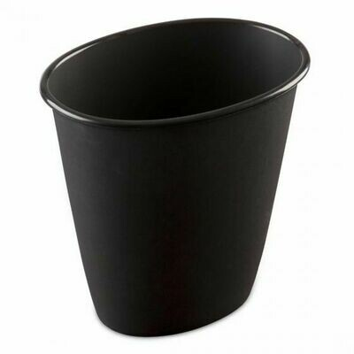 1.5 Gallon Oval Wastebasket