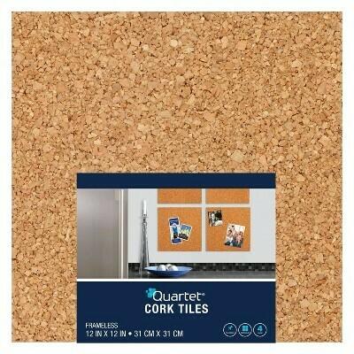 Cork Board - 4ct