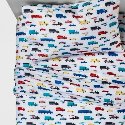 Transport Terrific Sheet Set