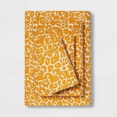 Queen Sheet Set Yellow