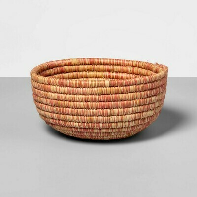 Catch-All Basket Pink