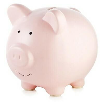 Ceramic Piggy Bank R:14.99