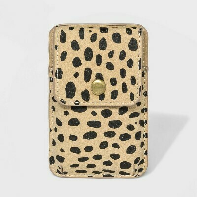 Cell Phone Card Case Holder
