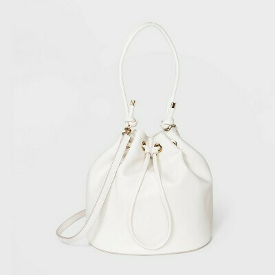 Knotted Bucket Bag