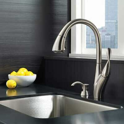 Delta Kitchen Pull Down Faucet
