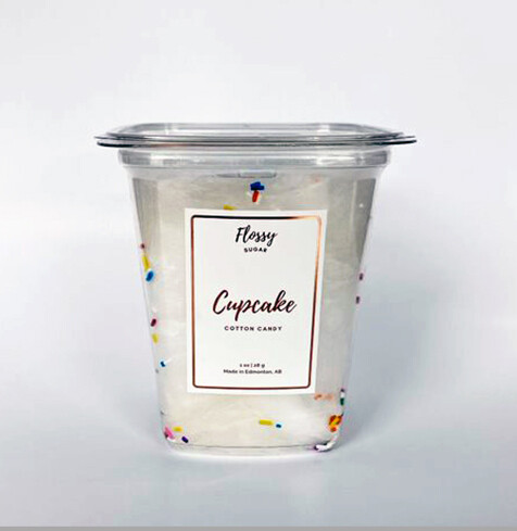 Cotton Candy - Cupcake