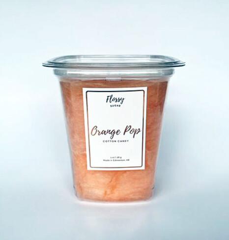 Cotton Candy - Orange Pop