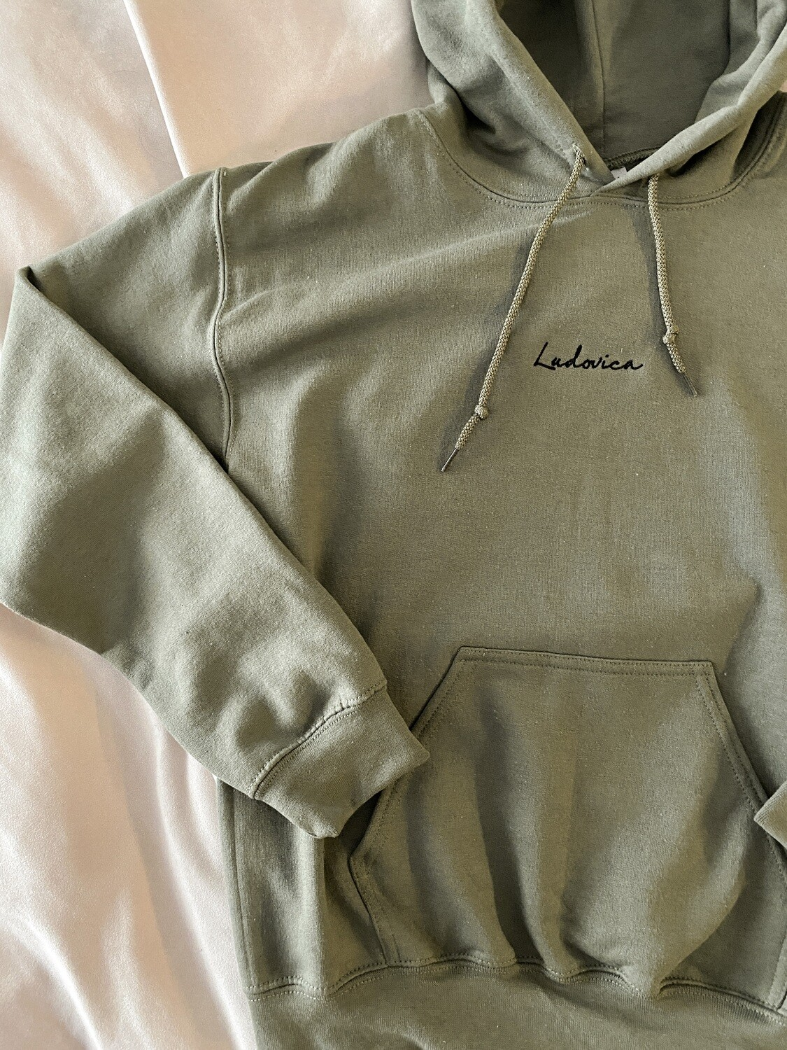 Olive Ludovica Hoodie