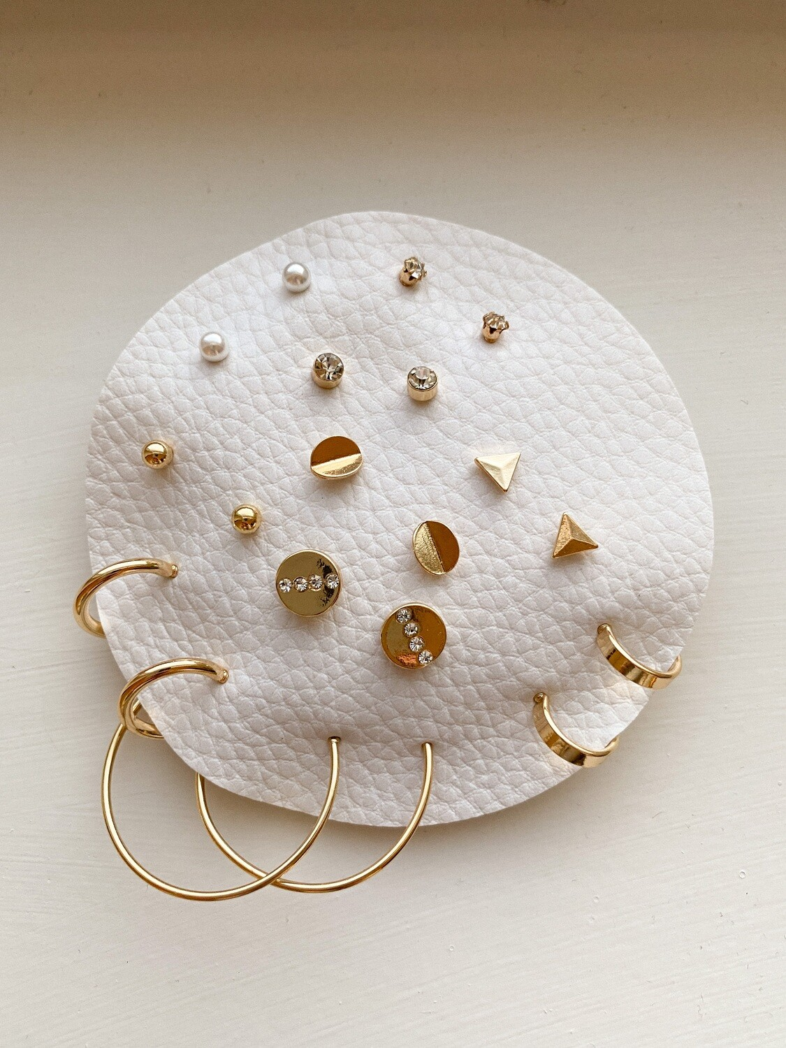 Gold Assorted Earring Pack