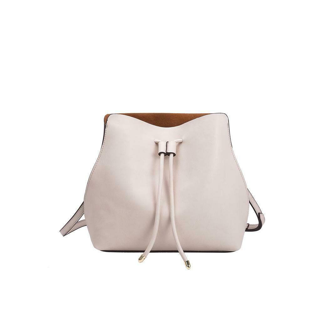 Leia Blush Pouch Bag
