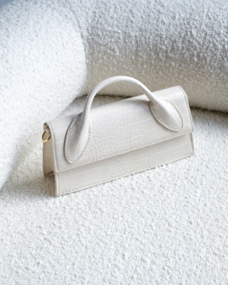 Milk Patent Croc Mini Bag