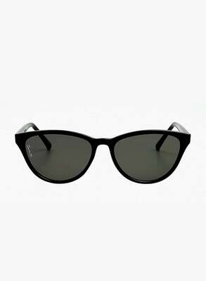 Chika Black Sunglasses