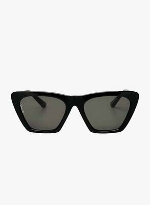 Step Ahead Black Sunglasses