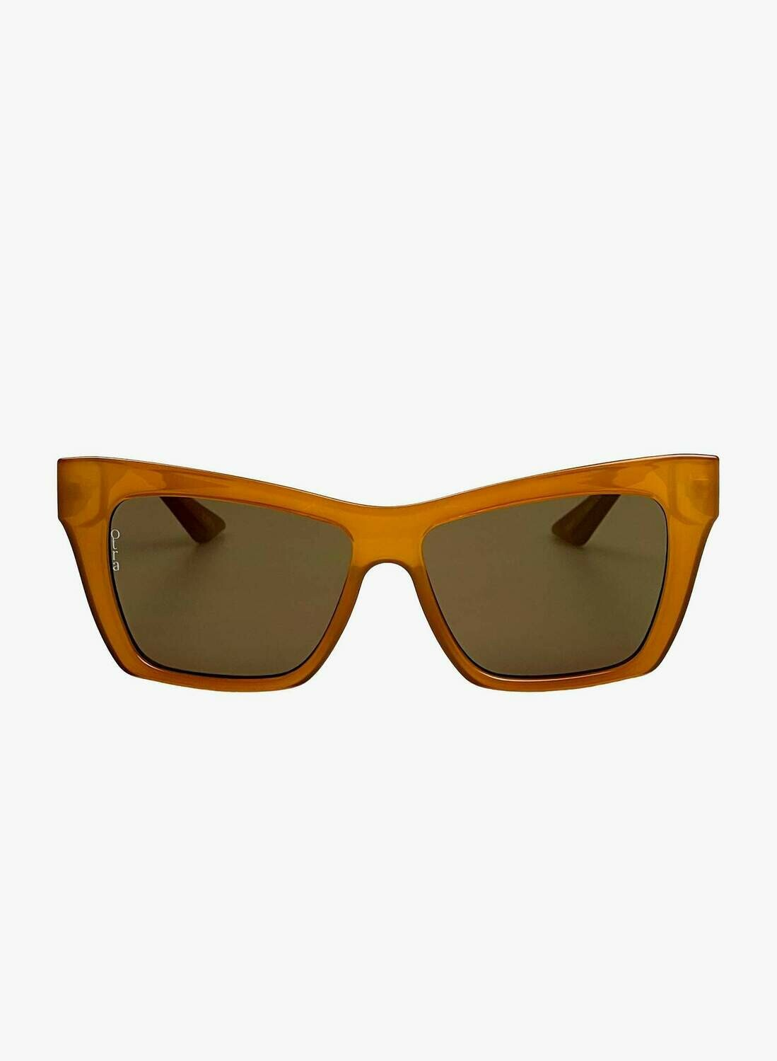 Collective Amber Sunglasses