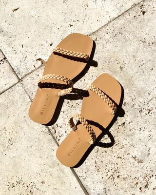 Desert Braided Slide