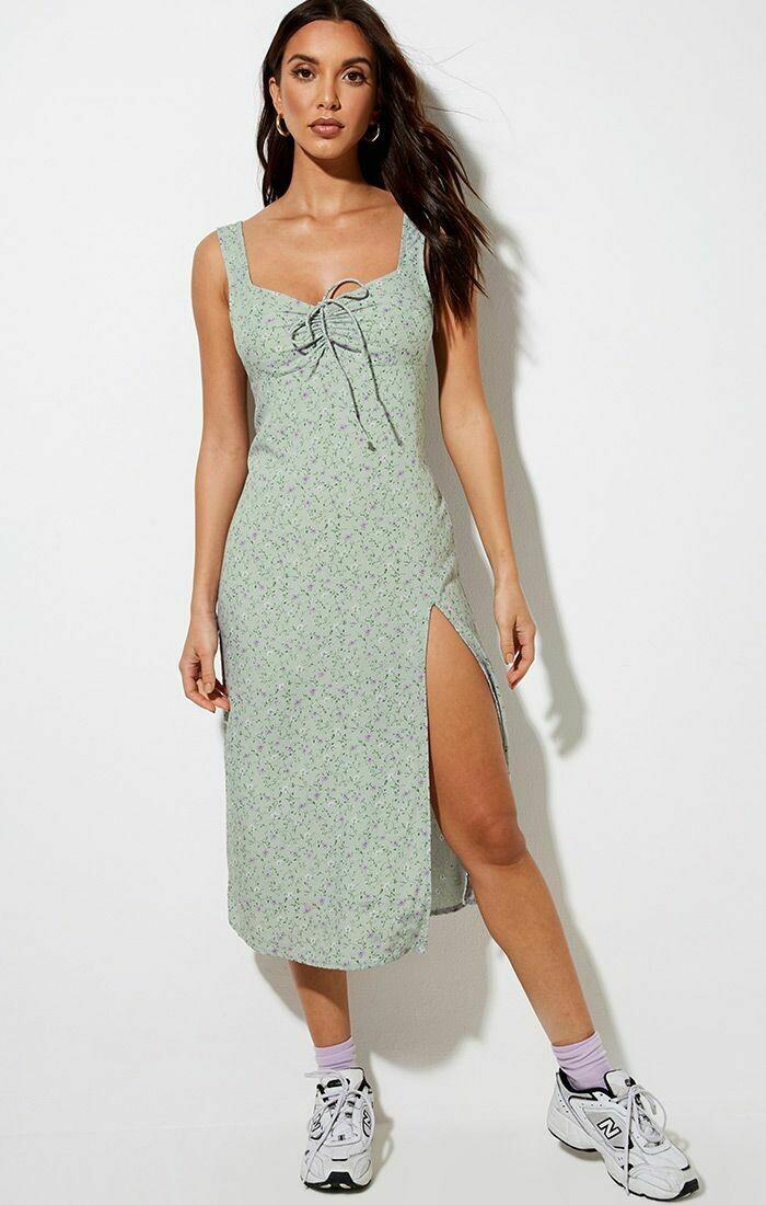 Violet Sage Tank Dress
