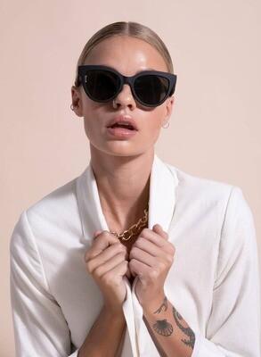 Lola Black Sunglasses