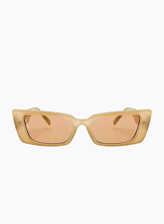 Evie Nude Sunglasses