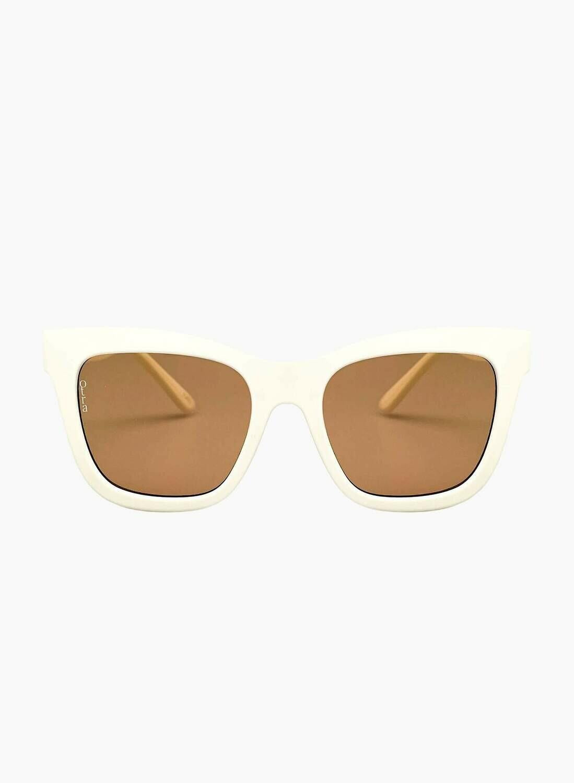 Irma Cream Sunglasses