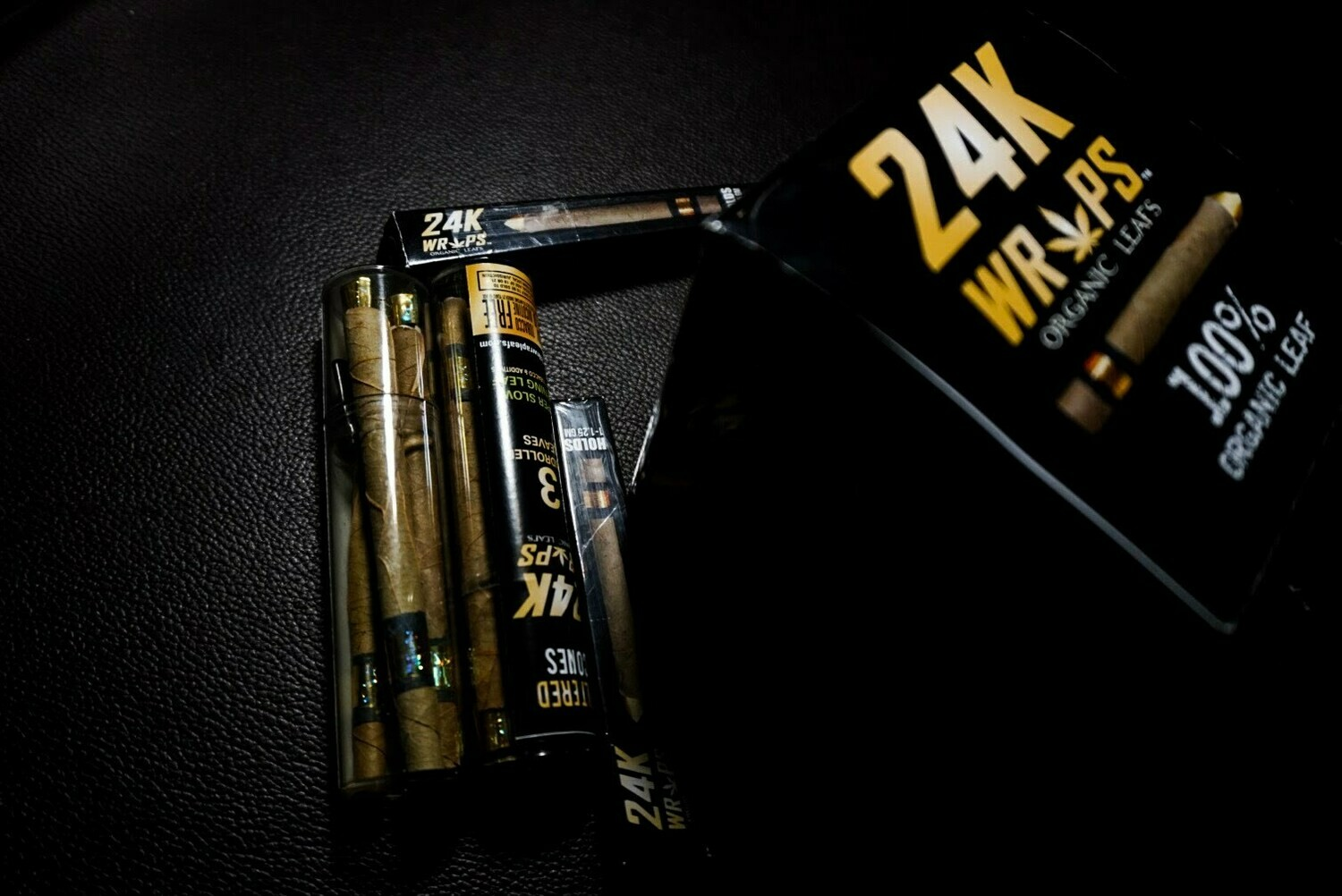 24K Wraps Packaged Singles