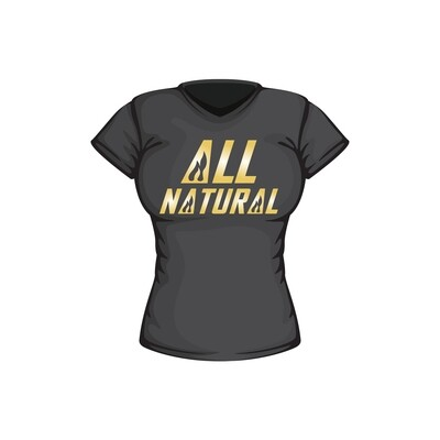 All Natural - Women's Tee