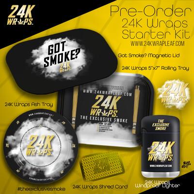 24K Wraps Starter Kit (Pre-Order)