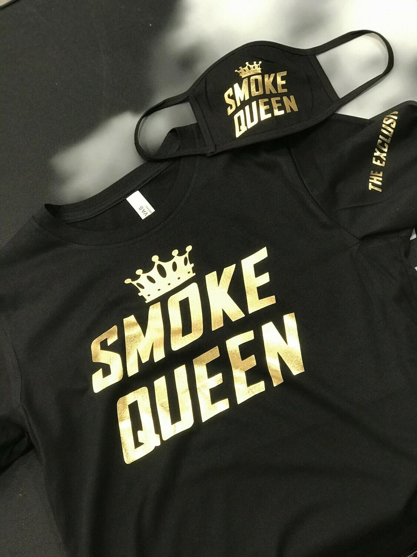 Smoke Queen T-shirt & Mask