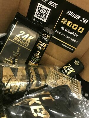 24K Wraps Gift Box