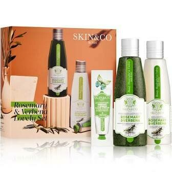 SKIN&CO Rosemary and Verbena Lovely Set