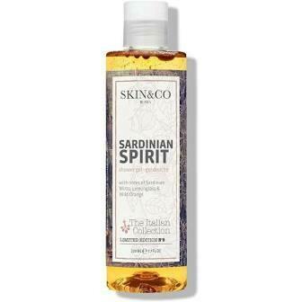 SKIN&CO Sardinian Spirit Shower Gel