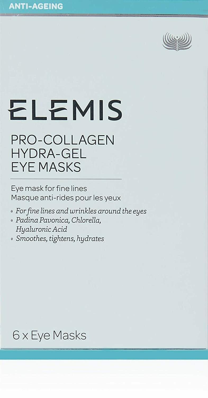 ELEMIS Pro-Collagen Hydra-Gel Eye Mask, pk of 6