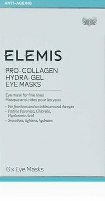 ELEMIS Pro-Collagen Hydra-Gel Eye Mask, pk of 6