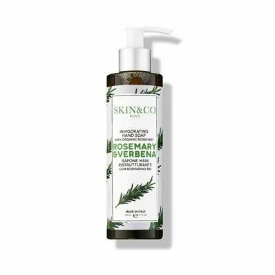 SKIN&C0 Rosemary & Verbena Hand Soap