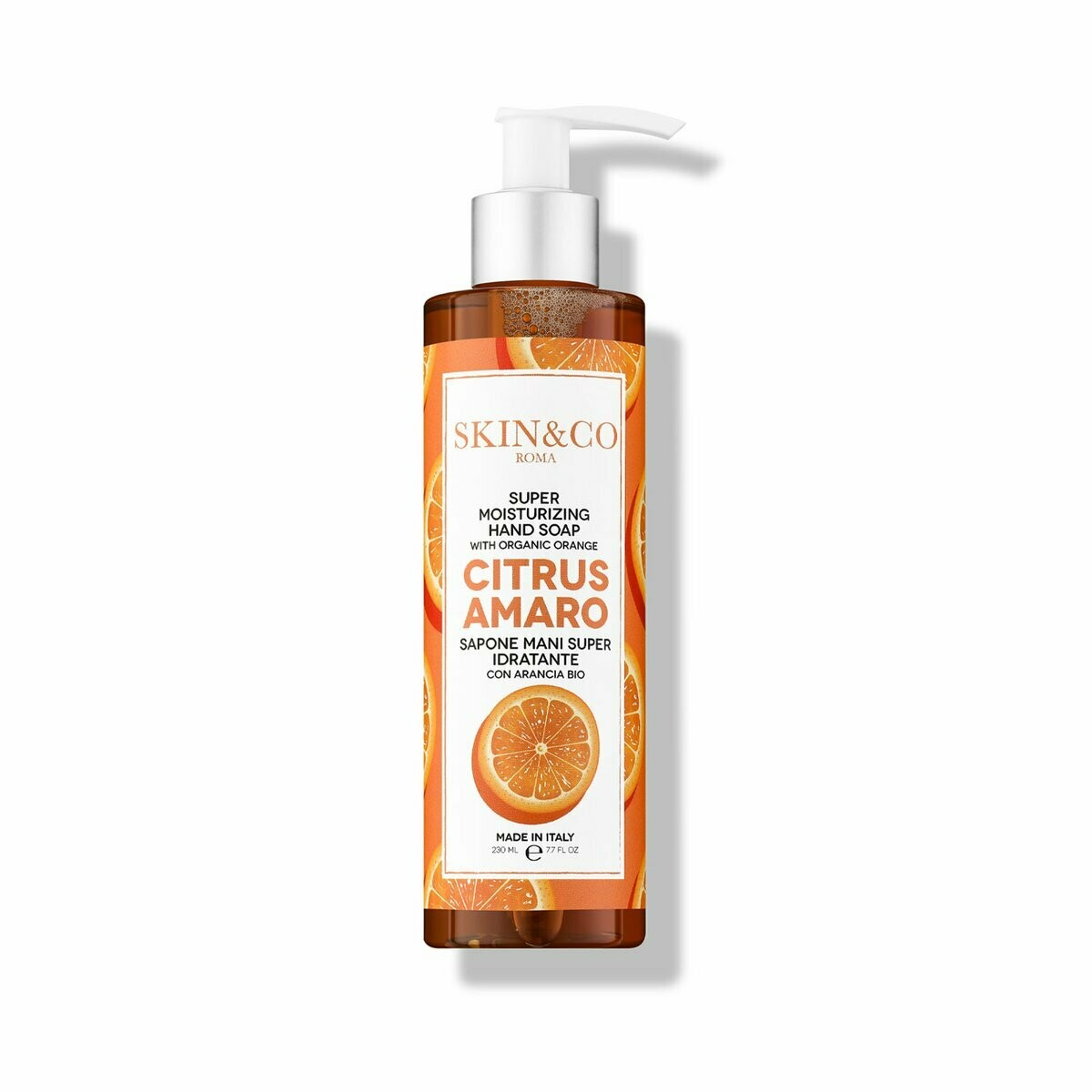 SKIN&CO Citrus Amaro Hand Soap
