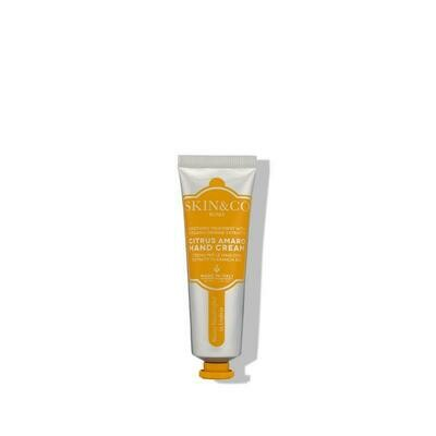 SKIN&CO Citrus Amaro Hand Cream