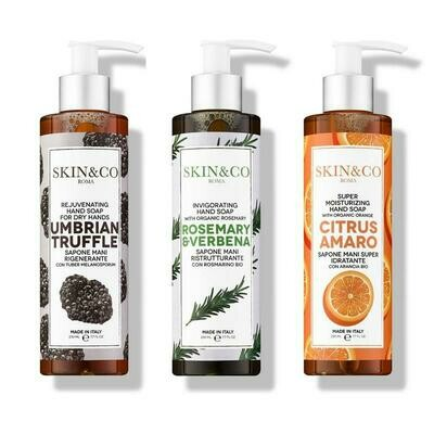 SKIN&CO Hand Soap Trio