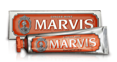 MARVIS Toothpaste Ginger Mint 25ML