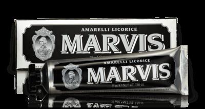 MARVIS Toothpaste Amarelli Licorice 25 ML