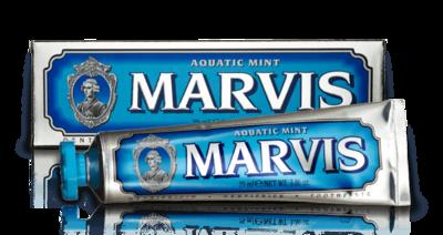 MARVIS Toothpaste Aquatic Mint 25ML