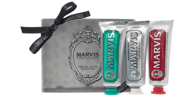 MARVIS Travel With Flavor Gift Box 3X25ML