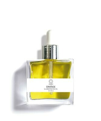 ARIADNE-ATHENS Orange Illuminating Face Oil