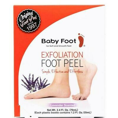 BABY FOOT Foot Peel Exfoliator