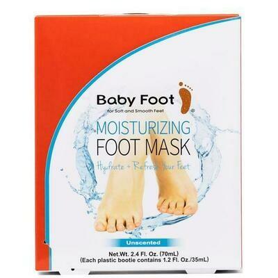 BABY FOOT Moisturizing Foot Mask