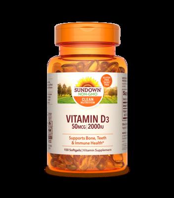 Vitamina D3 -2000IU